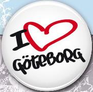 I love Göteborg