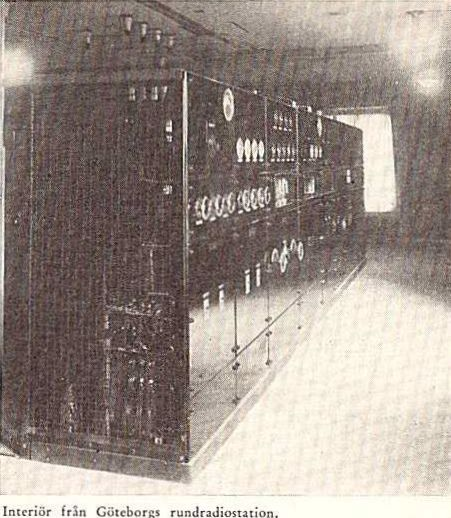Bild från Radiolyssnarens uppslagsbok, Nordisk Rotogravyr, 1950