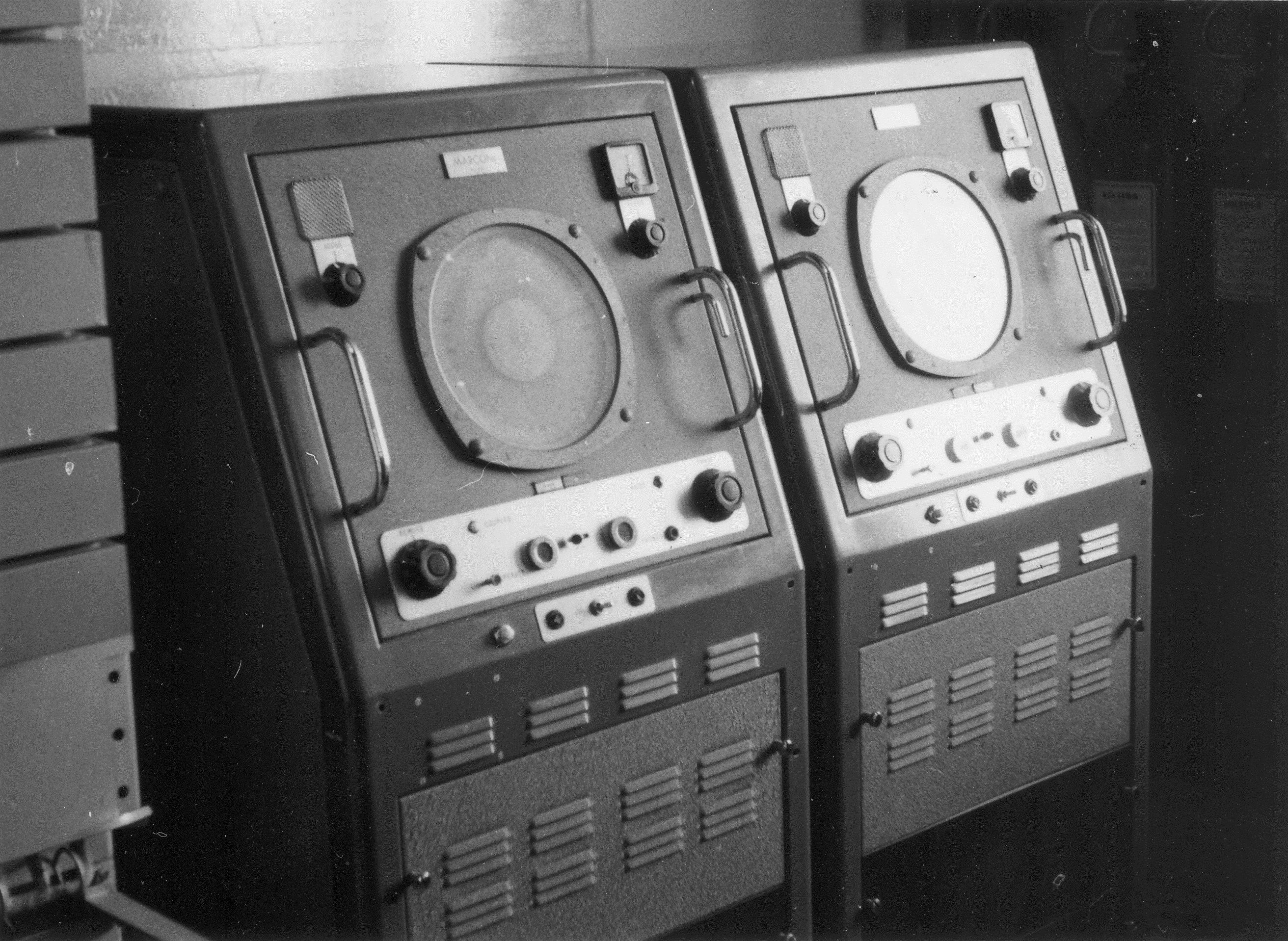 Marconi VHF-pejl