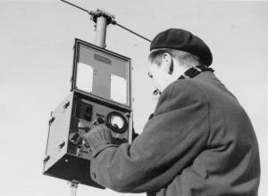NDB sändare typ Standard Radio DT-50