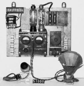 Radiostation,-försteg