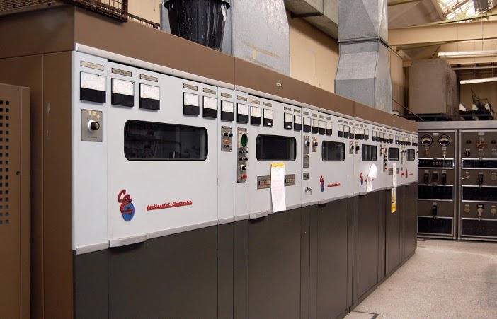 CONTINTENTAL TRANSMITTER. 2 X 50KW