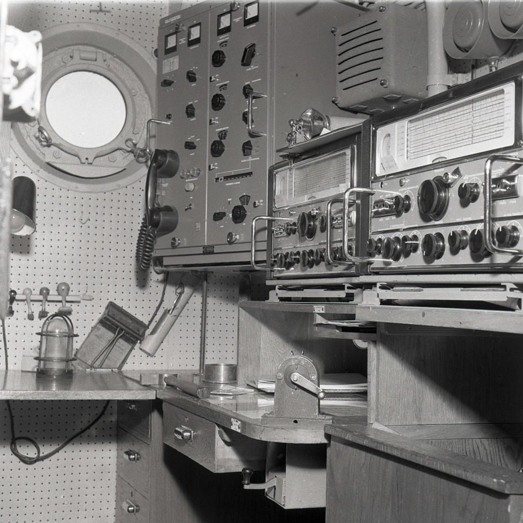 Radiohytt HMS Hanö