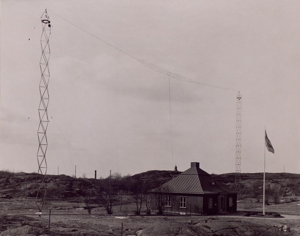 Radiostationen Änggården