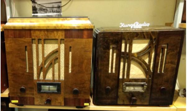 Kungsradio Vänster RM6323 Höger RM4687